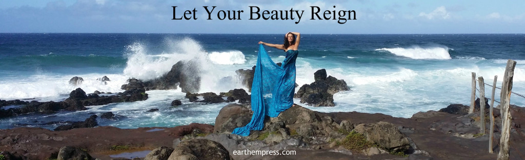 let your beauty reign banner