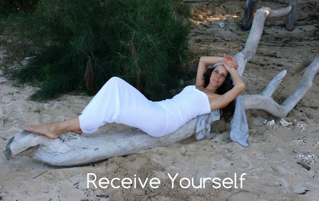 receive yourself