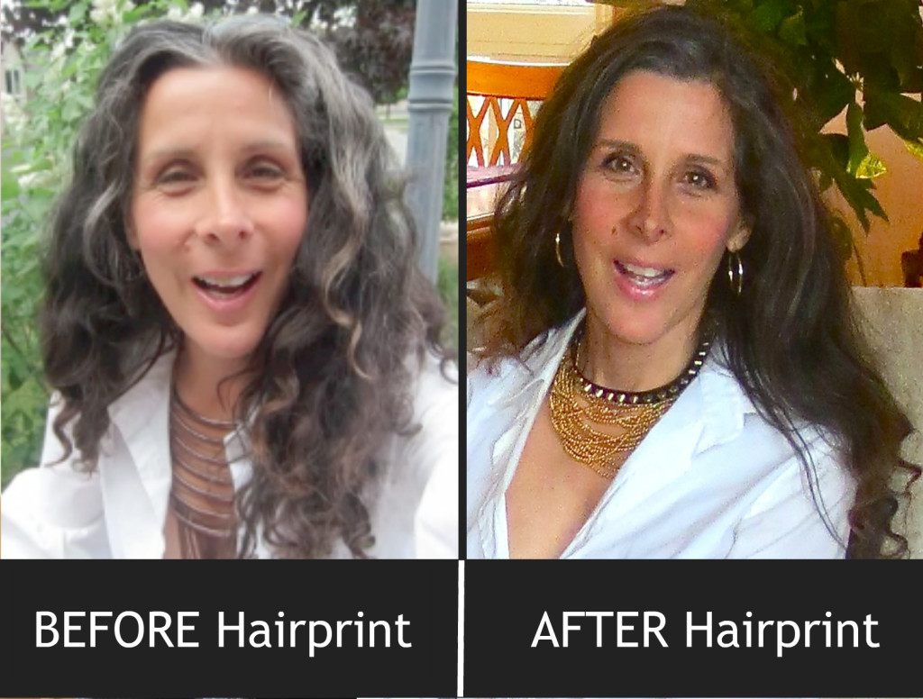 how I reversed my gray hair (at 50), naturally! | Earth Empress